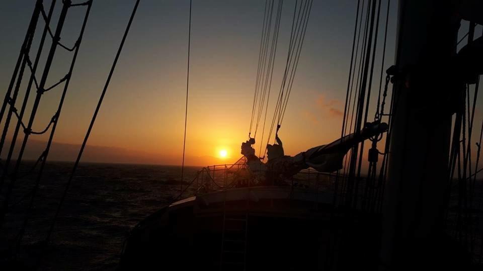 Coucher de soleil Gibraltar