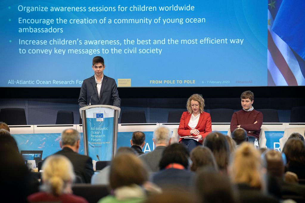 All-Atlantic Ocean Research Forum 2020